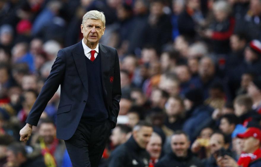 """Reuters""/""Scanpix"" nuotr./Arsene'as Wengeras"
