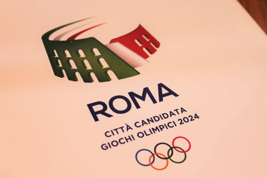Roma – 2024-ųjų olimpinių žaidynių rengimo pretendentė