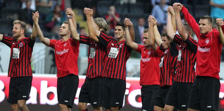 """Frankfurto """"Eintracht"""" klubas"""