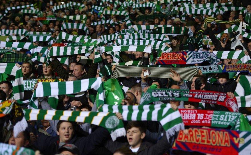 """""""Celtic"""" klubo sirgaliai"""