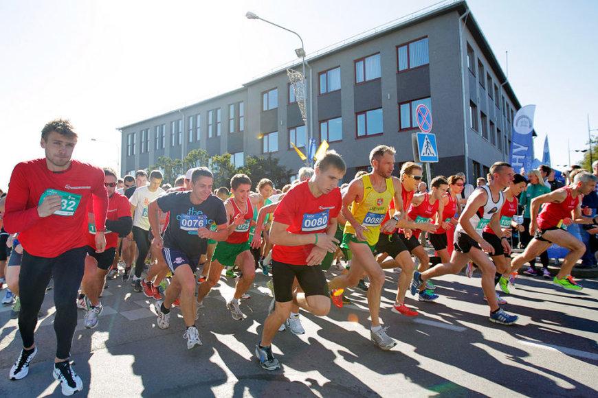 Bėgimo varžybos