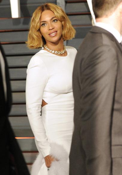 """""""Scanpix""""/AP nuotr./Beyonce"""