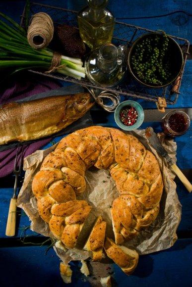 Prieskoninė duonelė