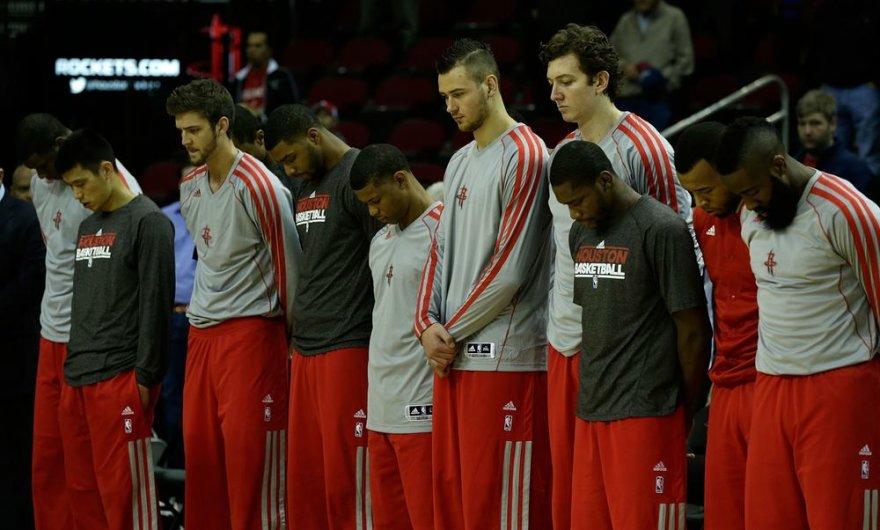 """Toronto Raptors"" ekipa NBA čempionate nusileido ""Houston Rockets"" klubui 101:117"