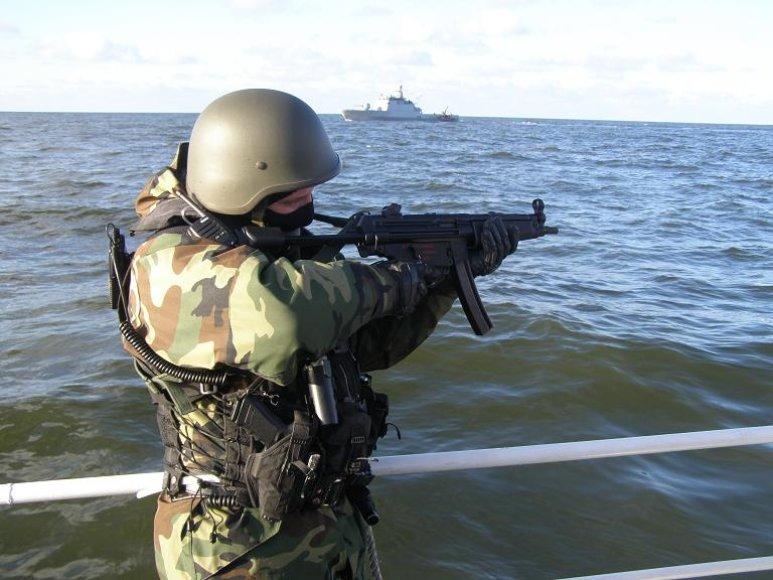 Jungtinė laivų apžiūros grupė