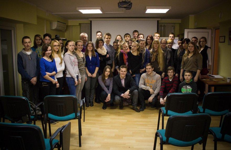 Kelmės rajono mokinių savivaldos pavasario forumas