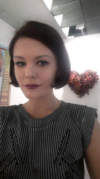 Asmeninio albumo nuotr./Monika Dirsytė