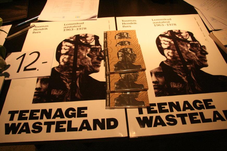 """Monikos Svėrytės nuotr./""""Teenage Wasteland – Favourites 1963–1978"""""""