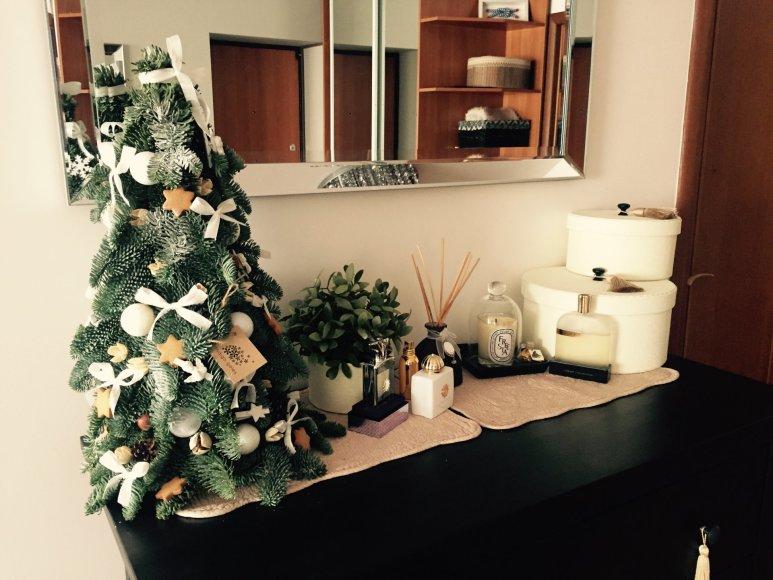 Asmeninio albumo nuotr./Kalėdų dekoracijos