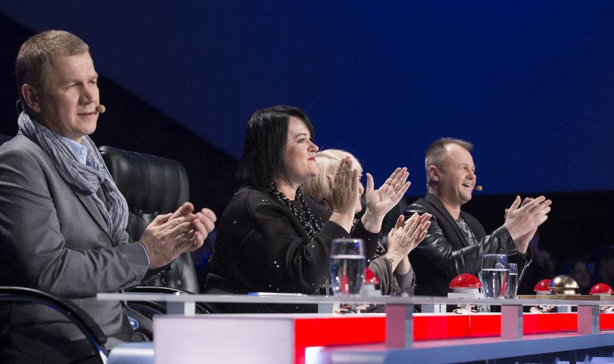 """TV3 nuotr./Projekto """"Lietuvos talentai"""" komisija"""