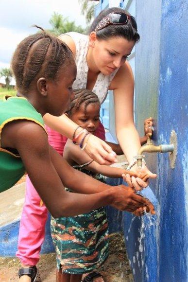 UNICEF nuotr./Renata Šakalytė-Jakovleva