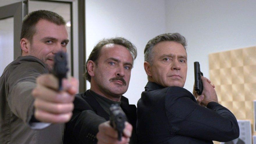 """TV3 nuotr./Kadras iš serialo """"Nuovada"""""""