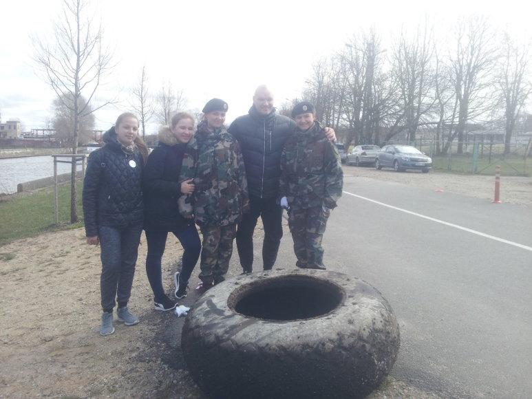 """""""Darom"""" Klaipėdoje/ Ramūnas Vyšniauskas"""