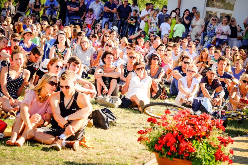 """Organizatorių nuotr./Muzikos festivalis """"Broma Jazz"""""""