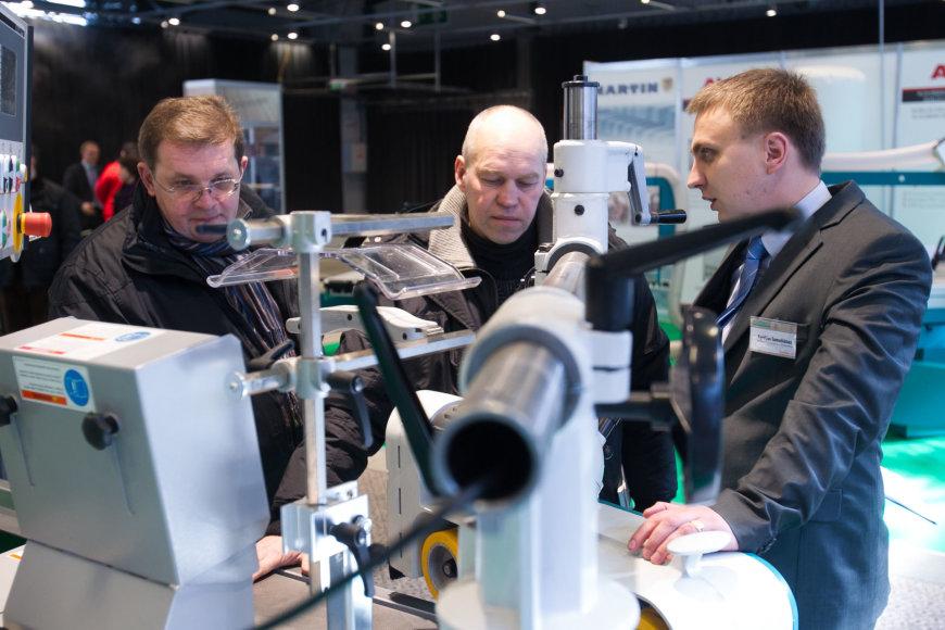 Organizatorių nuotr./Turint gerą idėją ir tinkamą įrangą Lietuvoje kuriami neįtikėtini gaminiai