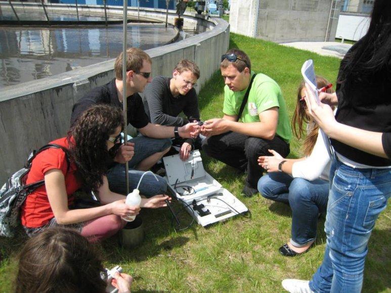 Projekto partnerio nuotr./Tvariosios inžinerijos ir ekotechnologijų studijos
