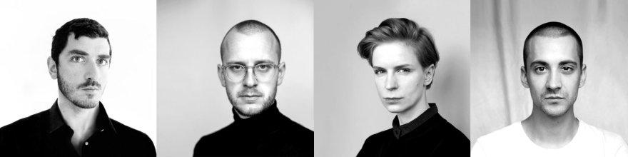 KILD nuotr./KILD architektai Ivane Ksnelašvilis, Petras Išora, Ona Lozuraitytė bei Dominykas Daunys