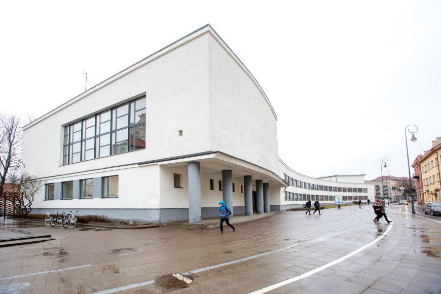 Vidmanto Balkūno / 15min nuotr./Vilniaus Salomėjos Nėries gimnazija