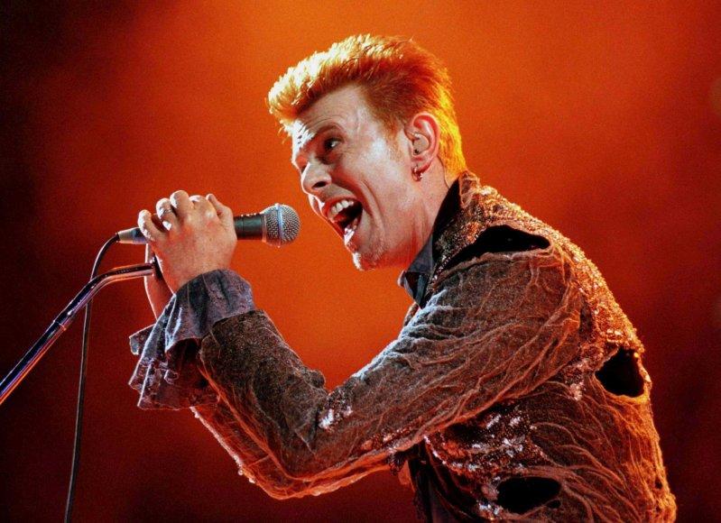 """""""Reuters""""/""""Scanpix"""" nuotr./Davidas Bowie"""