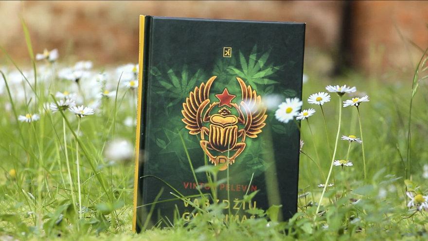 """15min nuotr./Geriausios verstinės knygos rinkimai – Viktor Pelevin, """"Vabzdžių gyvenimas"""""""