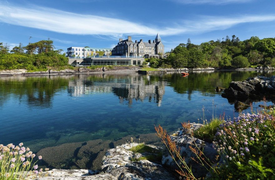 """Parknasilla Resort and Spa"" nuotr./""Parknasilla Resort and Spa"" viešbutis Airijoje"