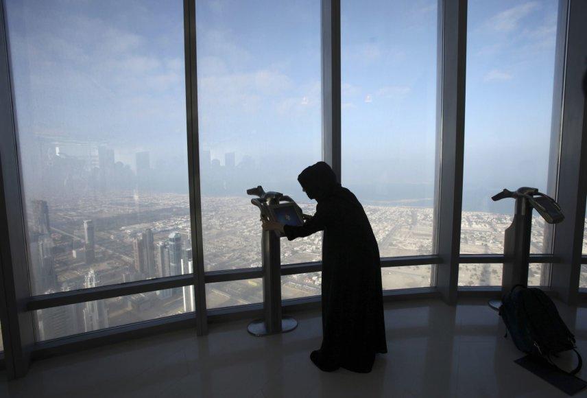 """""""Reuters""""/""""Scanpix"""" nuotr./Dubajaus nuotraukos iš oro"""