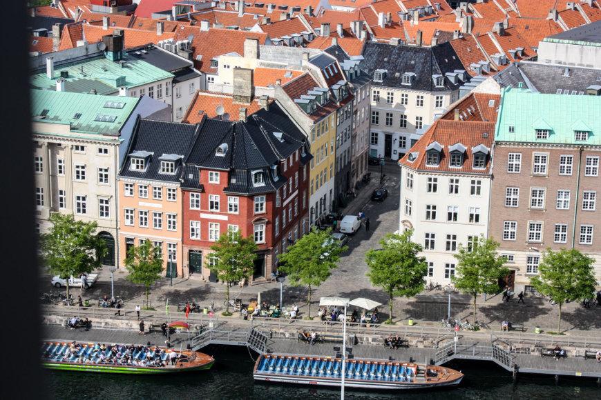 Viktorijos Karsokaitės/15min nuotr./Kelionė į Kopenhagą