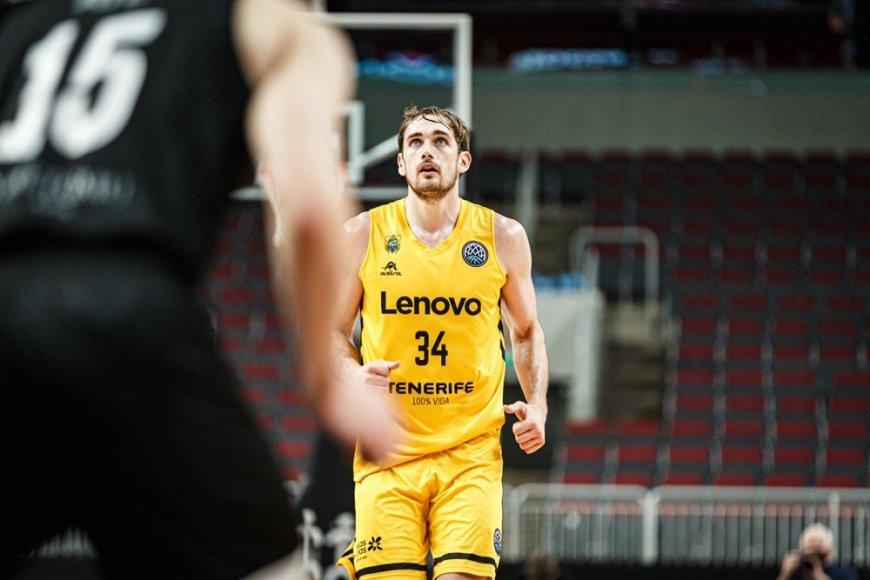 FIBA nuotr./Tyleris Cavanaugh