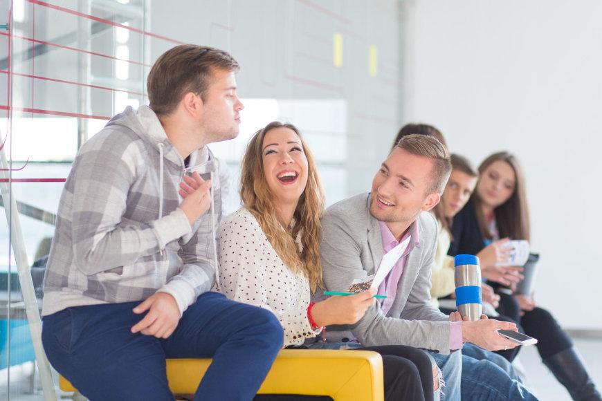 Kaip egzaminai veikia Lietuvos jaunimą?
