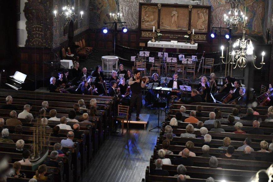 Kauno miesto simfoninio orkestro nuotr./Kauno miesto simfoninio orkestro gastrolės Norvegijoje