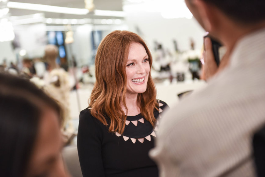 Vida Press nuotr./Julianne Moore