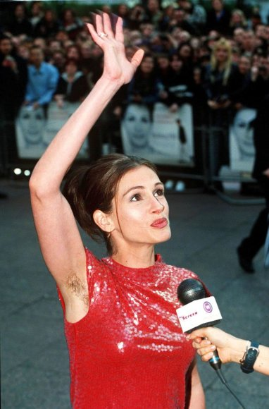 Vida Press nuotr./Julia Roberts, 1999 m.