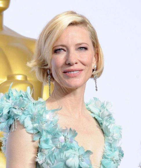 Vida Press nuotr./Cate Blanchett