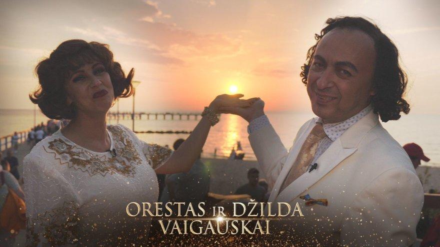 TV3 nuotr./Orestas ir Džilda Vaigauskai
