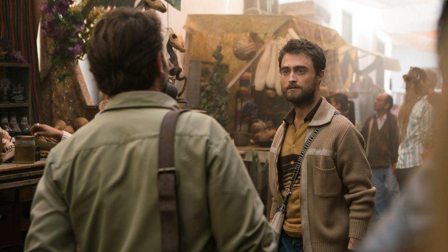 """Kadras iš filmo """"Džiunglės""""/Danielis Radcliffe'as"""