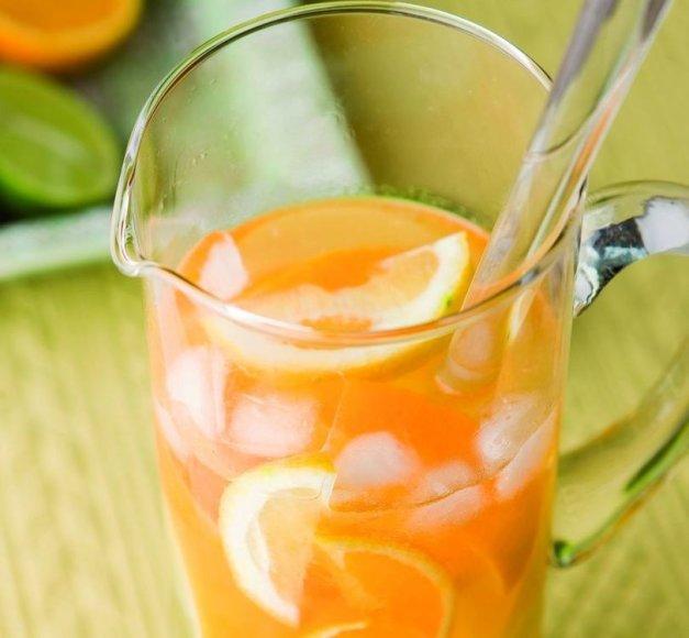 Citrusinis limonadas