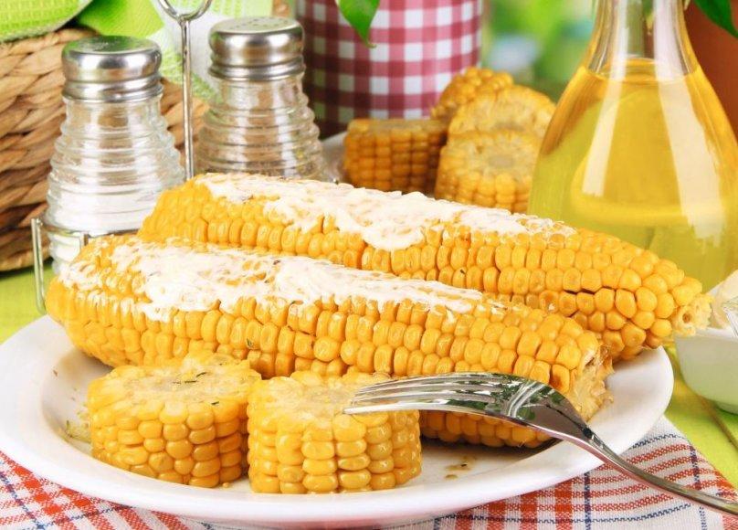labas kukurūzų svorio netekimas)
