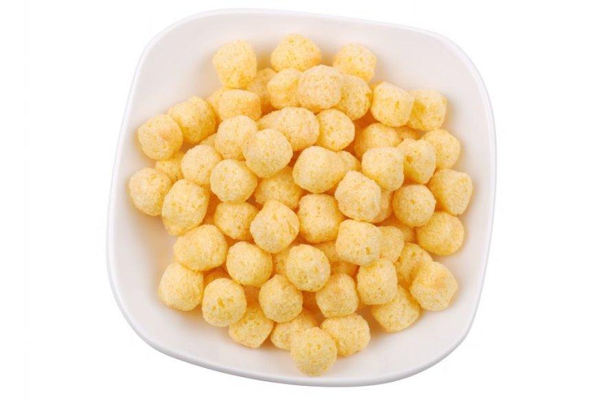 Kukurūziniai varškės kukuliai