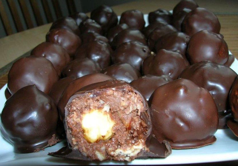 Saldainiai Ferrero Rocher