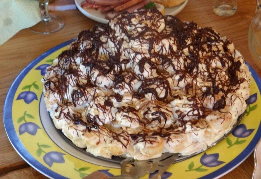 Kalėdinis tortas