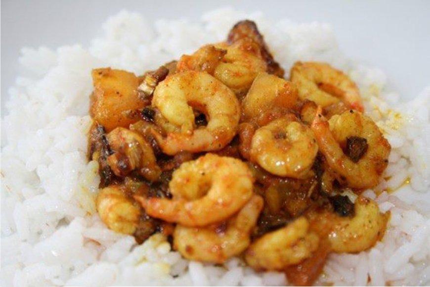 Indiškos krevetės