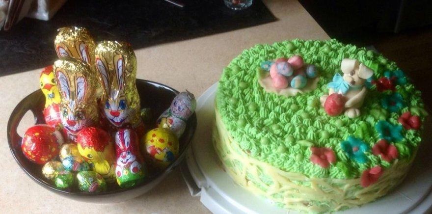 Velykinis tortas