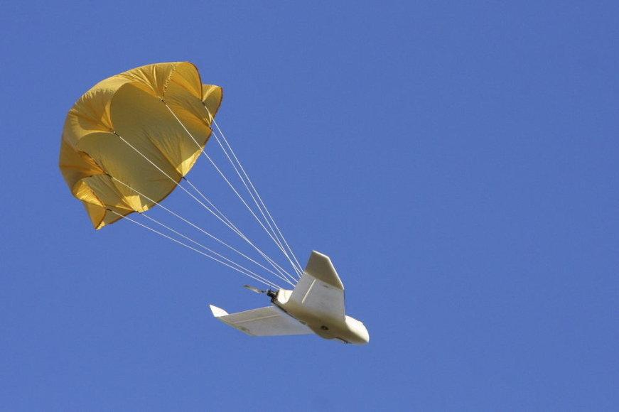 Liepos 6-ąją Ignalinoje įvyko bepiločių lėktuvų konkursas
