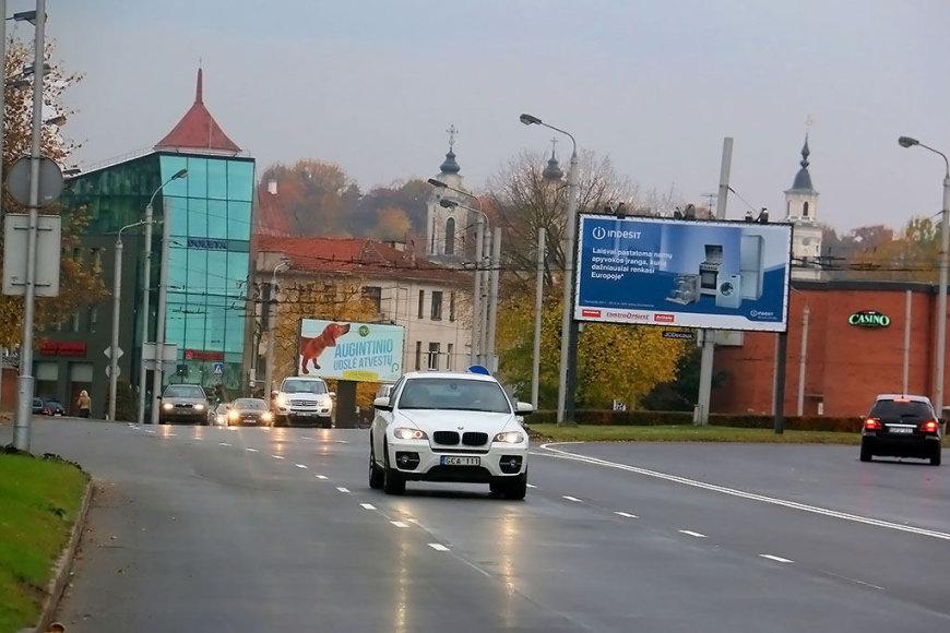 PPagrindinių Kauno miesto gatvių kapitalinis remontas sėkmingai tęsiamas toliau