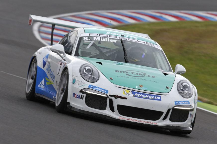 """Komandos arch./""""Porsche Carrera Cup"""""""