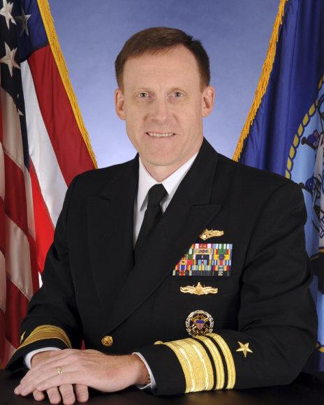 Viitseadmiral Michael Rogers