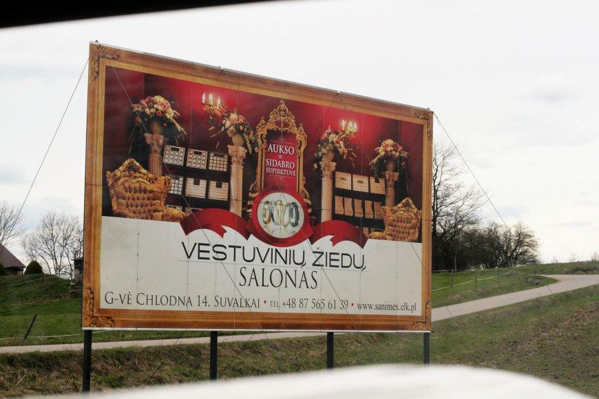 Alvydo Januševičiaus nuotr./Pirmoji komercinė kelionė į Lenkiją