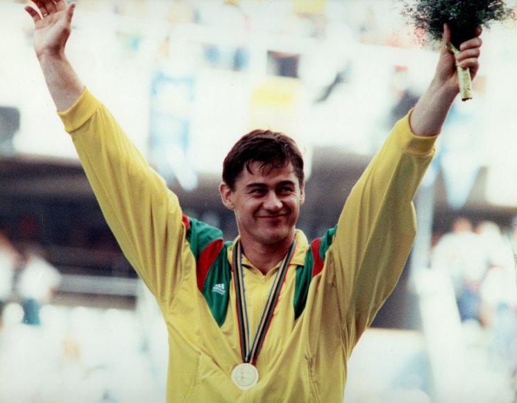 LTOK archyvo nuotr./25 LTOK metai – 25 medaliai