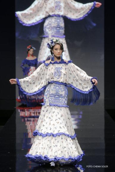 Chema Soler nuotr./Rimos Pocevičienės 2016 m. flamenko suknelių kolekcija
