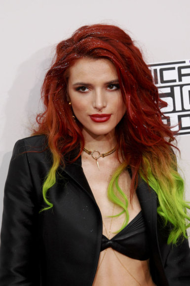 Vida Press nuotr./Bella Thorne